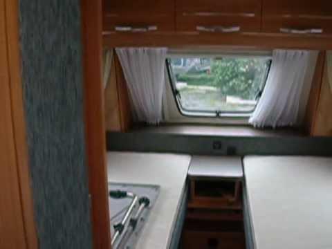 Τροχόσπιτο Hobby 495 UL De luxe
