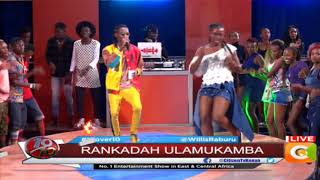 Rankaddah gotta new song.... Check him performing it live #10Over10 width=