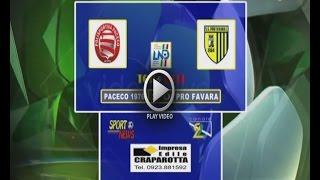 RV PACECO 1976 -  PRO FAVARA    2 - 0