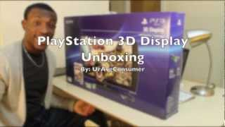 getlinkyoutube.com-Playstation 3D Display Unboxing