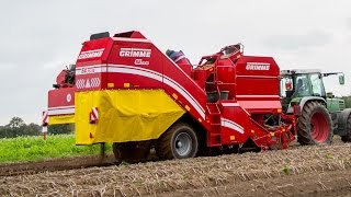 Grimme SE 75-55 1-row potato harvester