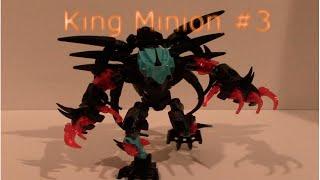 getlinkyoutube.com-Hero Factory Moc King Minion  #3 (Old)