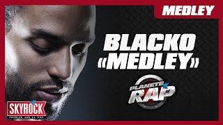 Medley de Blacko en live dans Planète Rap