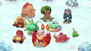 getlinkyoutube.com-My Singing Monsters: Dawn of Fire - All 2-Element Monster Song [FULL]