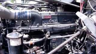 getlinkyoutube.com-Cummins N14 Celect Engine Start