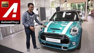FI Review MINI S Cabriolet Indonesia by AutonetMagz