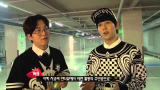 getlinkyoutube.com-131120 Behind The Show E07 - Block B Part.1~4