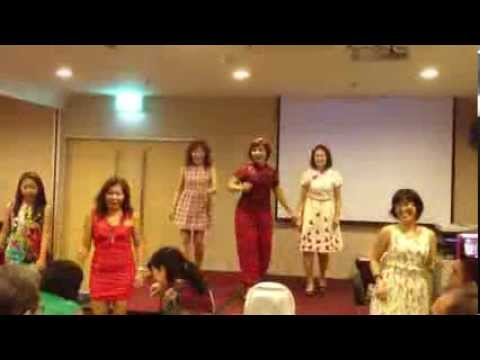 Cantonese Song Line Dance