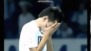 getlinkyoutube.com-韓国の選手大ケガ!!ウズベキスタンの喧嘩サッカー!!