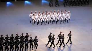 getlinkyoutube.com-中國人民解放軍駐香港部隊三軍儀仗隊「槍操」
