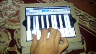 getlinkyoutube.com-عزف  اجمل احساس بالكون لـ اليسا على الايباد