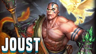 getlinkyoutube.com-Sun Wu Xing! (Sun Wukong Build) - Smite Sun Wukong Joust Gameplay