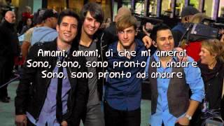 Love Me Love Me - Big Time Rush (Traduzione)