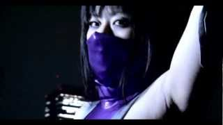 getlinkyoutube.com-Taimanin Asagi Live Action Opening Song