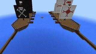 getlinkyoutube.com-🚢Морской бой в Minecraft PE ( 1.0 ) 0.17.0 / 0.16.0 / 0.15.0 [рандом]