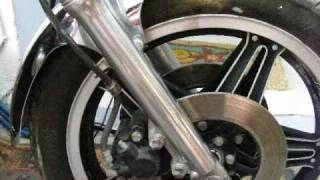 getlinkyoutube.com-How to clean old motorcycle aluminium parts .KOKKINA FEGARIA TECH