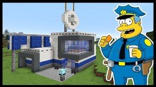 getlinkyoutube.com-ПОЛИЦЕЙСКИЙ УЧАСТОК в майнкрафт за 20 минут - Minecraft - Майнкрафт карта