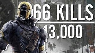 getlinkyoutube.com-Destiny PvP 66 Kills and 13,000 Score [Crucible]