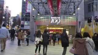 getlinkyoutube.com-Travel Japan: Shibuya 109 Shopping & Genki Sushi