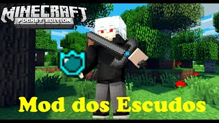 getlinkyoutube.com-Minecraft PE 0.12.1 [MOD] Escudos