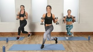 getlinkyoutube.com-A Total-Body Bootcamp to Tighten and Tone | Class FitSugar