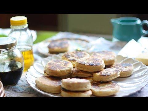 Receta de gorditas de nata / Recipe gorditas de nata / Cocinando con María Elena Lugo