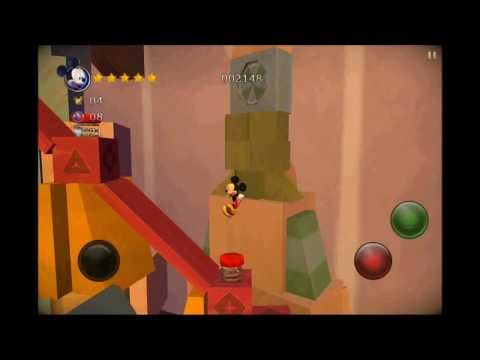 [Apple] Test de Castle of Illusion Starring Mickey Mouse sur KickMyGeek