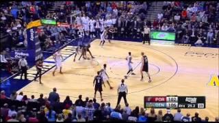Terry Stotts (Portland) - Late Game BLOB vs. Denver