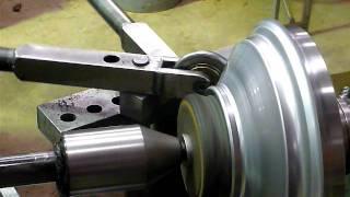 getlinkyoutube.com-Metal Spinning Process