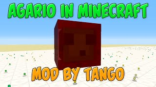 getlinkyoutube.com-Agario In Minecraft (Mod By Tango)