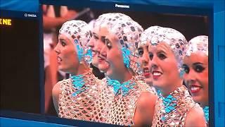 getlinkyoutube.com-London Olympics 2012 Synchronized Swimming - Team Spain