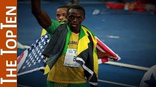getlinkyoutube.com-The Top Ten Fastest Men Of All Time (100 meters)