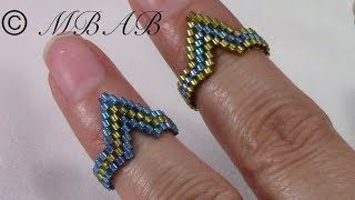 getlinkyoutube.com-Handmade Jewelry: Fingertip Rings Above Knuckle