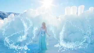 getlinkyoutube.com-Let It Go - Disney's Frozen - Traci Hines (OFFICIAL VIDEO)