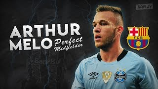 Arthur ● Welcome to F.C Barcelona 2019 ● HD