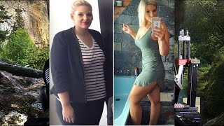 Woman Loses 37 Lbs After Swtiching From All Cardio To Powerlifting