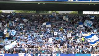 1860 - Fans singen: you'll never walk alone