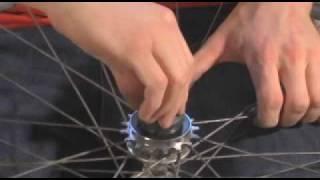 getlinkyoutube.com-Removing and Installing a Freewheel