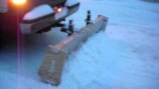 getlinkyoutube.com-homemade plywood truck plow 2