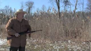 getlinkyoutube.com-Shooting the 1886 Winchester Extra Light 45-70 with black powder.mov
