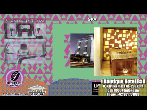 Jboutique Hotel Bali - Video 4