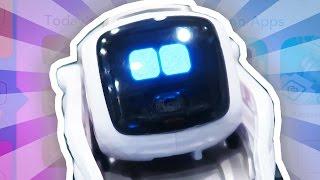 getlinkyoutube.com-THE WORLD'S CUTEST ROBOT!!!