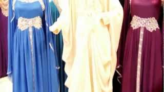 getlinkyoutube.com-boutique collection abaya land