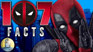 getlinkyoutube.com-107 Deadpool Facts You Should Know ft. Movie Mistakes (@Cinematica)