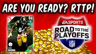 getlinkyoutube.com-MUT 16 Antonio Brown! Road To The Playoffs Theory & How To Make Coins in Madden 16 Ultimate Team