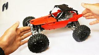 getlinkyoutube.com-How to Build the Lego Technic Buggy