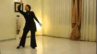 getlinkyoutube.com-رقص جدید ندای آفاق با آهنگ نابرده رنج احسان خواجه امیری