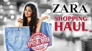 getlinkyoutube.com-ZARA Shopping Haul | Akriti Sachdev