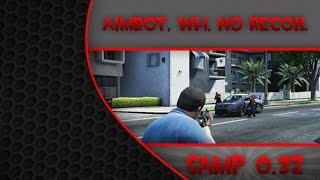 getlinkyoutube.com-[SAMP 0.3z] - New AIMBOT.exe with WallHack/Recoil/Semi-Recoil [Download Link] 2015 ● Axpi