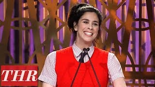 Sarah Silverman Full Speech at The Hollywood Reporter's Women in Entertainment 2017